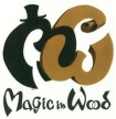 magic in wood logo